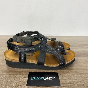 Naot - Strappy Sandals - Women's 7 - M/C